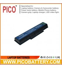 6-Cell Li-Ion Battery for Gateway NV5200, NV48, NV44, NV42, and NV40 Series Notebooks BY PICO