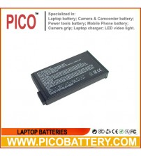 High Capacity HP Compaq Business Notebook NX5000 NC6000 Li-Ion Rechargeable Laptop Battery BY PICO