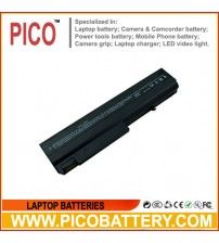 High Capacity HP Compaq Business Notebook NX6120 NC6110 6515B NC6120 NX6110 NC6220 Li-Ion Rechargeable Laptop Battery BY PICO
