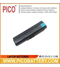 6-cell PA3594U-1BRS PA3595U Li-Ion Battery for Toshiba Satellite U300, U305, Portege M600, Tecra M8, Dynabook CX, SS, and Other Series Notebooks BY PICO