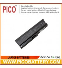 9-Cell PA3634U-1BRS PA3816U-1BAS PA3818U-1BRS PA3817U-1BRS Li-Ion Rechargeable Battery for Toshiba Satellite, Portege, and Dynabook Series Notebooks BY PICO