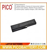 6-Cell PA3634U-1BRS PA3816U-1BAS PA3818U-1BRS PA3817U-1BRS Li-Ion Rechargeable Battery for Toshiba Satellite, Portege, and Dynabook Series Notebooks BY PICO