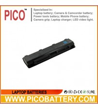 6-cell PA5024U-1BRS PA5025U-1BRS Li-Ion Battery for Toshiba Satellite C850, C50, L850, P850, P870, Satellite Pro C850, L850, and Other Notebooks BY PICO