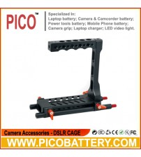 Pro metal high quality DSLR Video Handle Cage Camera Cage Rig BY PICO