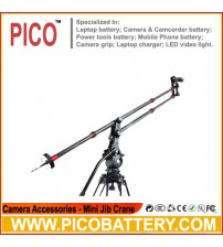 Professional portable carbon fiber dslr video camera crane jib rock arm jib BY PICO