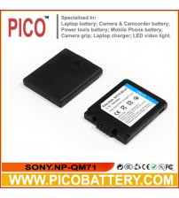 Panasonic CGA-S001A/1B DMW-BCA7 Li-Ion Rechargeable Digital Camera Battery BY PICO