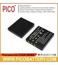Panasonic CGA-S004A/1B DMW-BCB7 Li-Ion Rechargeable Digital Camera Battery BY PICO