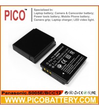 Panasonic CGA-S005A/1B DMW-BCC12 Li-Ion Rechargeable Digital Camera Battery BY PICO