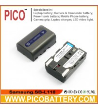 Samsung SB-L110 SB-L70 Li-Ion Rechargeable Camcorder Battery BY PICO