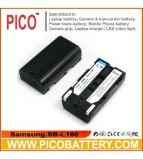 Samsung SB-L160 SB-L110A Li-Ion Rechargeable Camcorder Battery BY PICO