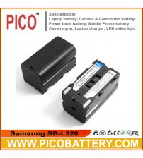 Samsung SB-L320 Li-Ion Rechargeable Camcorder Battery BY PICO