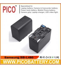 Samsung SB-L480 Li-Ion Rechargeable Camcorder Battery BY PICO