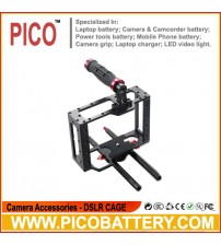 Flexible DSLR Cameras cage Stabilization Rig Hsr-609 BY PICO