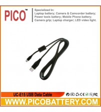 UC-E15 USB Data Cable for Nikon Digital Cameras BY PICO
