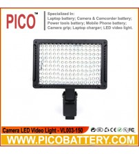 VL003-150 Universal On-Camera LED Video Light BY PICO