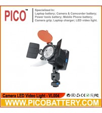 VL004 Universal On-Camera LED Video Light BY PICO