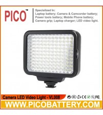 VL008 Universal On-Camera LED Video Light BY PICO