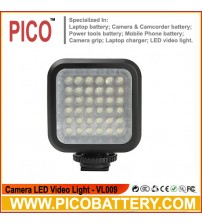 VL009 Universal On-Camera LED Video Light BY PICO