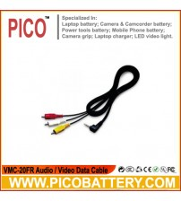 VMC-20FR Audio / Video Data Cable for Sony Cameras and Camcorders BY PICO