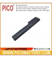 6-cell Li-Ion Rechargeable Laptop Battery for HP Compaq nc8200 nw8440 nw9440 nx7400 nx8220 nx9420 Series Notebooks BY PICO