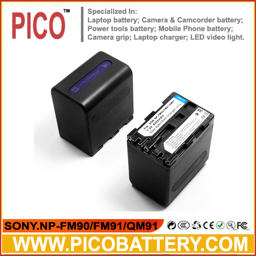 CTA Replacement Battery for Sony NP-FC11